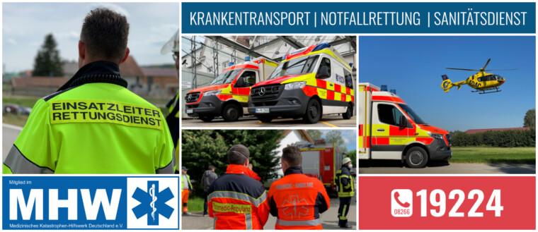 Banner Paramedic – Ambulanz Kirchheim Kontakt