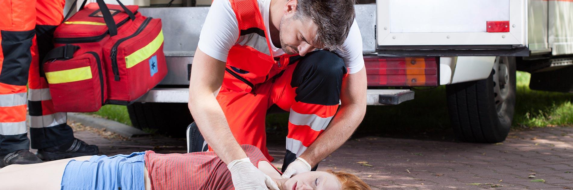 Paramedic – Ambulanz Kirchheim: Sanitätshelfer/-in (Stufe 1)