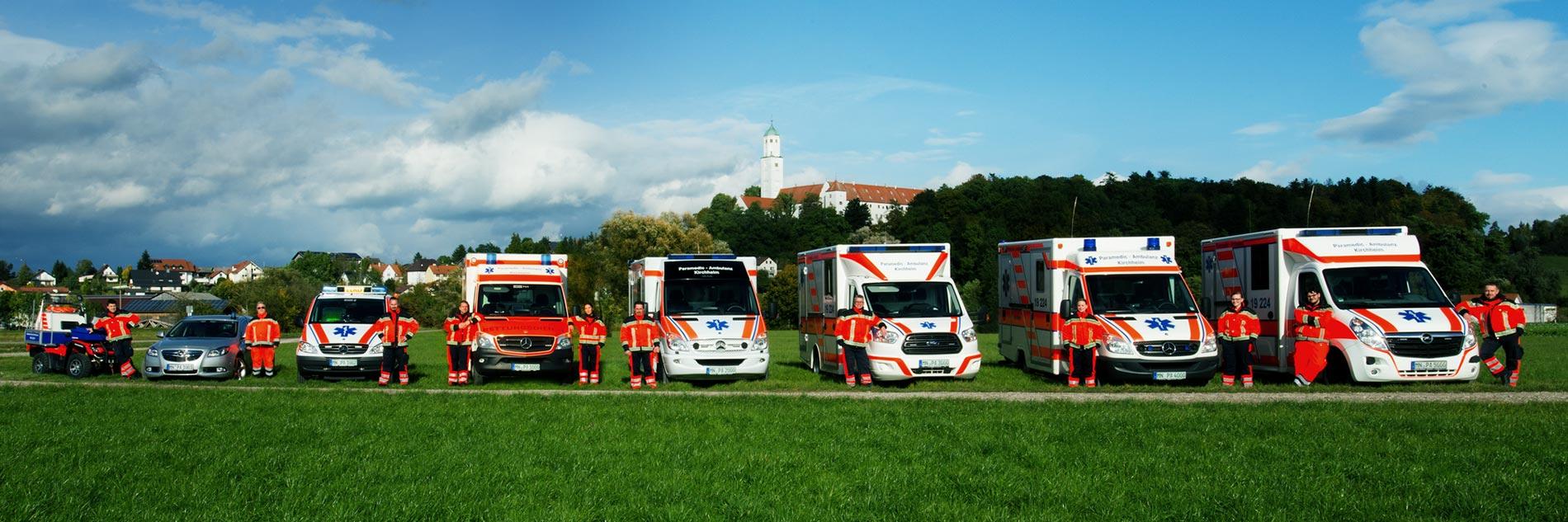 Paramedic – Ambulanz Kirchheim