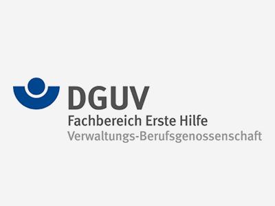 Wir sind zur Aus- und Fortbildung ermächtigt nach DGUV-Vorschrift