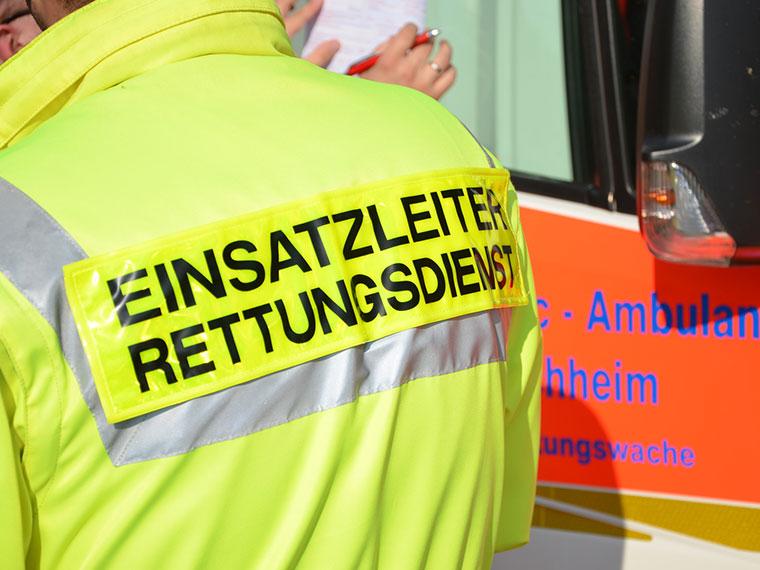 Einsatzleiter Rettungsdienst – Koordination der rettungsdienstlichen Einsatzkräfte